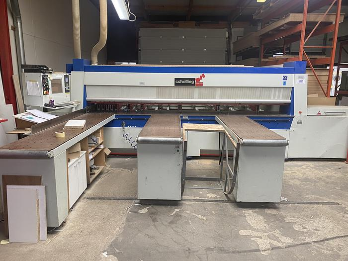 Used Schelling FM - H 430/410