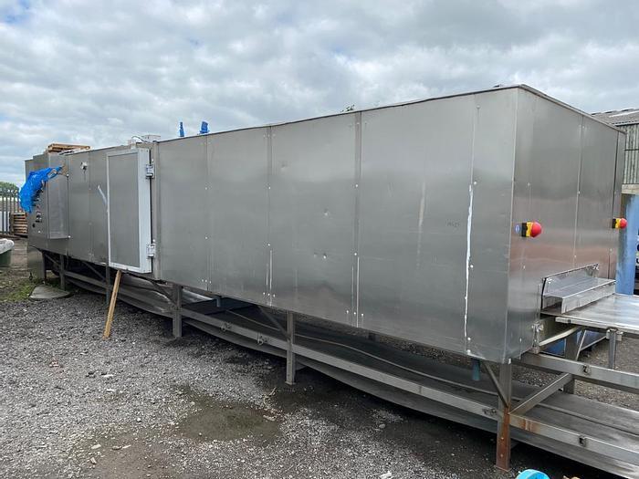 Used Scotcold Refrigeration (Aberdeen) Ltd Torrey Belt Freezer