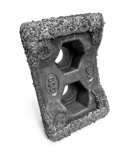 GCS 12A1 Carbide Weld