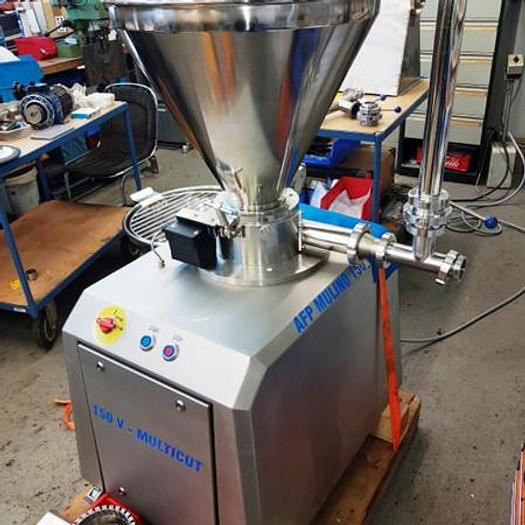 Gebraucht PVS 150 V Multicut