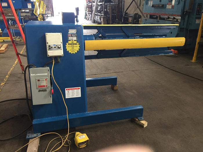 Used 6,000 LBS., MECON, MOTORIZED UNCOILER