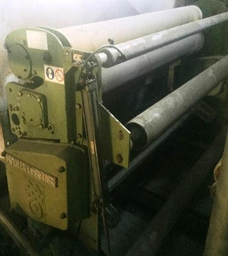 Used SQUEEZING IMPREGNATION PADDER KUSTERS 225.21-1800 2000/1800 mm