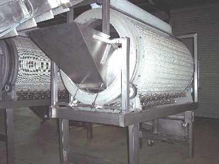 Überholt Bohnenabspitzmaschine