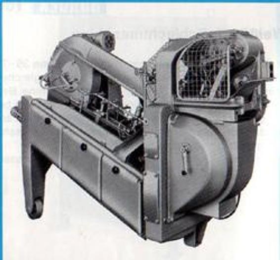 Używane BAADER - Maszyna do filetowania, odgławiania i patroszenia ryb płaskich - Flądra itp.
