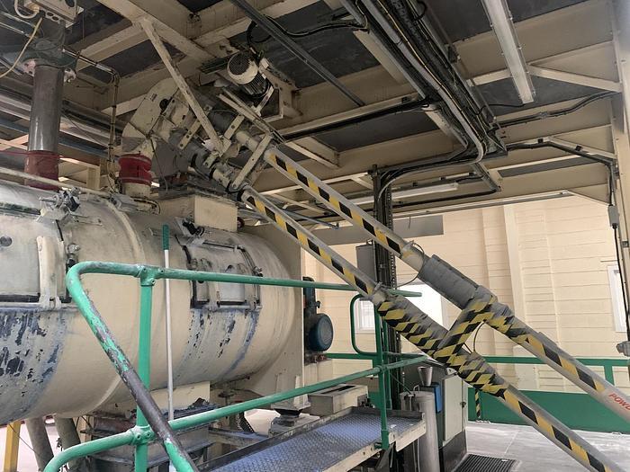 Used 1996 ANGUS POWDERFLIGHT LTD   Rotary Screw Powder Elevator
