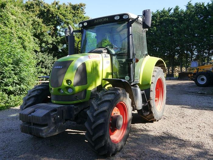 Used Claas Arion 510 4wd Tractor