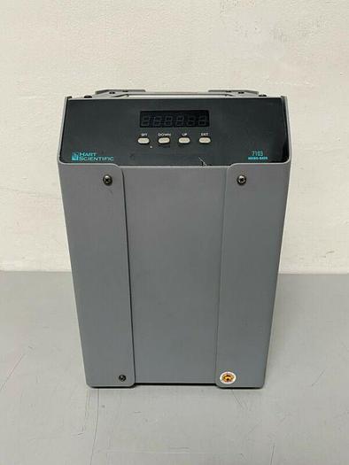 Used Fluke Hart Scientific Model 7103 Micro Temperature Calibration Bath -30°to 125°C