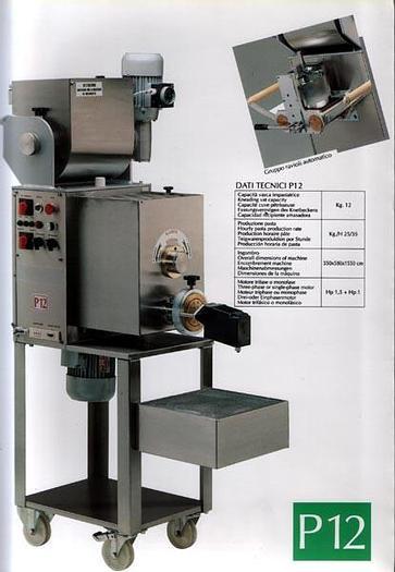 """Used Urządzenie do produkcji makaronu """"La Monferrina"""" P 12 – 1996 r."""