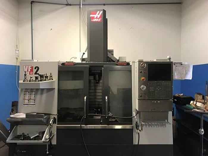 2015 Haas VF-2 CNC Vertical Machining Center