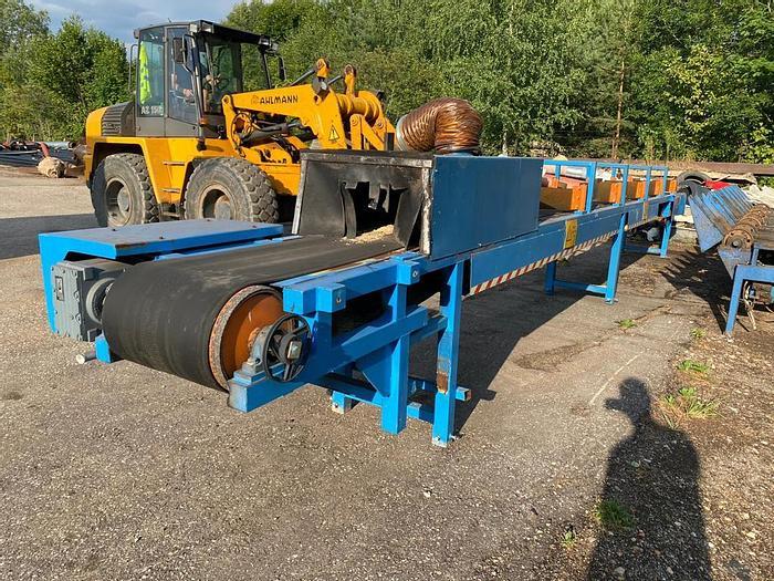 Used Centring belt conveyor