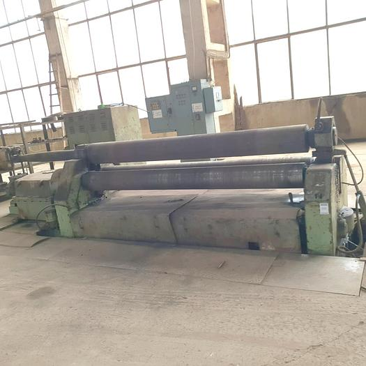 Plate bending machine  XZM 3000/16 PIESOK