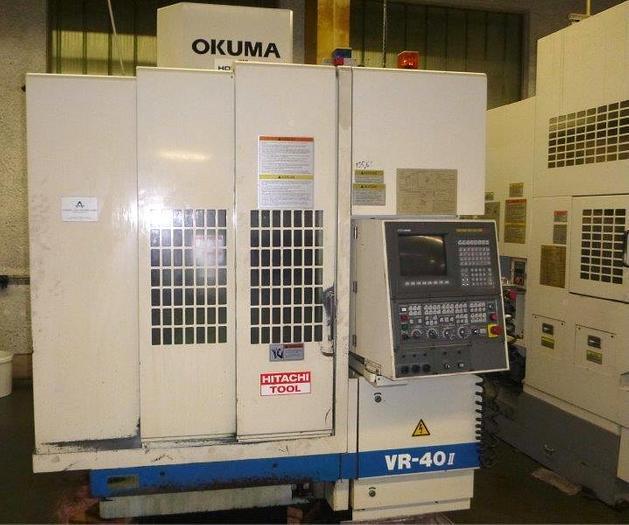 1995 OKUMA VR 40 II