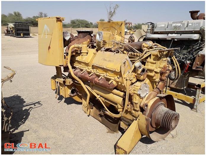 Used Item 0723 : Caterpillar 3412C Engine