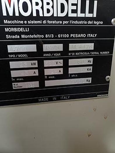Morbidelli Author 7 CNC Router