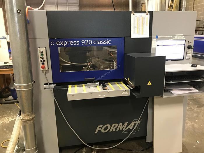 Felder C-Express 920 Classic CNC