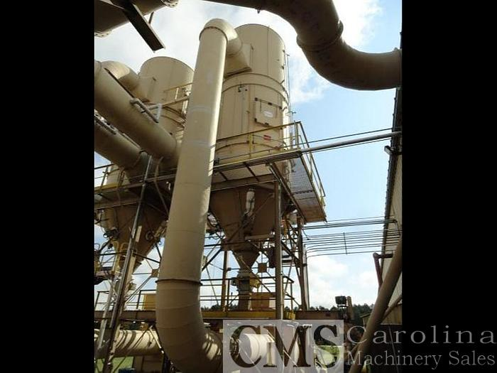 Used Pneumafil 11.5-320-12 Dust System