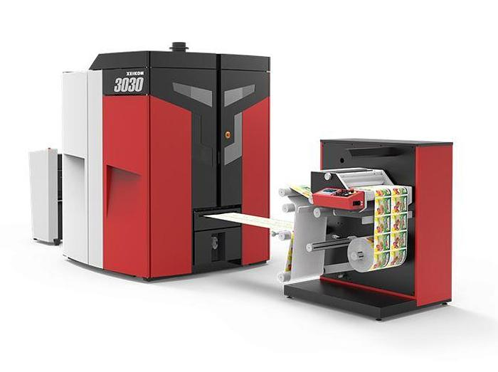 Xeikon 3030 - Digital Press