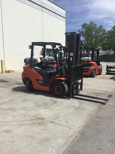 Used 2020 LINDE HT25T