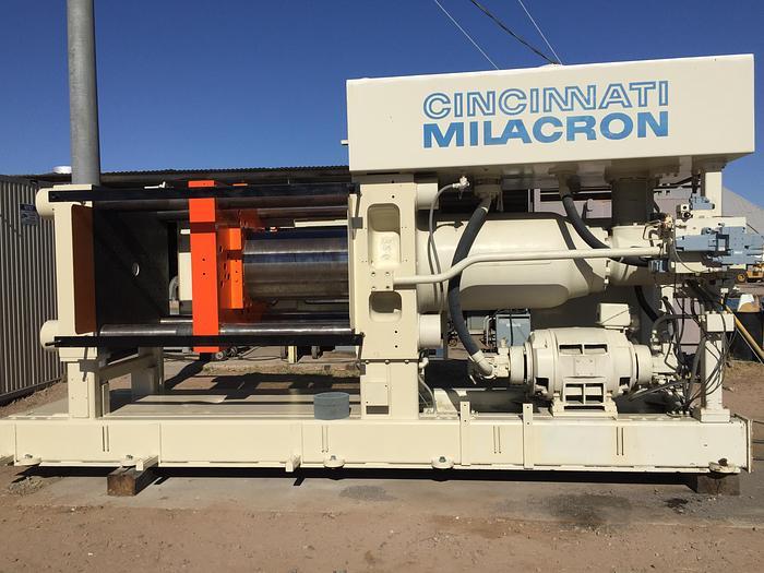 Used 500 Ton Cincinnati Extrusion Press