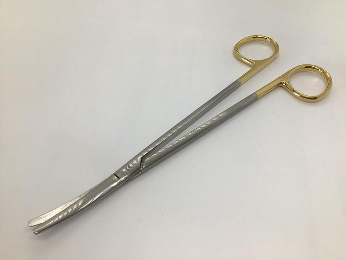 Scissor Surgical Dissecting Metzenbaum Tungsten Carbide Curved 178mm (7in)