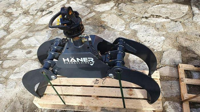 Gebraucht Häner HWG100 Holzgreifer