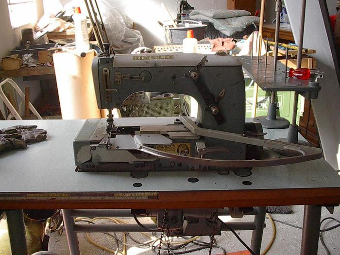 Gebraucht 1965 RIMOLDI  Kl. 64 1L 1 Nd-Doppelkettenstich