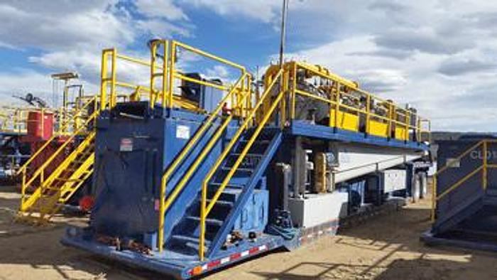 Used 2014 Water Remediation Unit