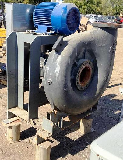 Used Cornell Hydro-Transport Food Pump Model #8NHPP-2 8 Inch Suction & Discharge