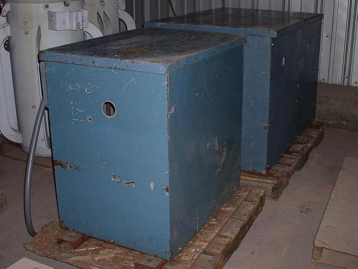 55 kVA Hunterdon Variable Reactance Transformer