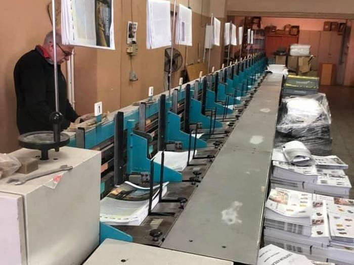 Used Brehmer 892-20 AH gathering 20 stations (Unkn.)