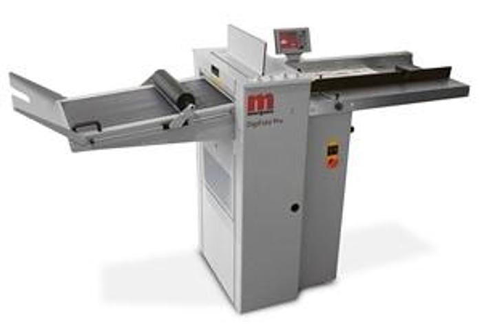 Morgana DigiFold Pro Paper Folding Machine