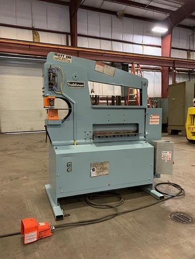 Used 1991 Scotchman 6509 Ironworker