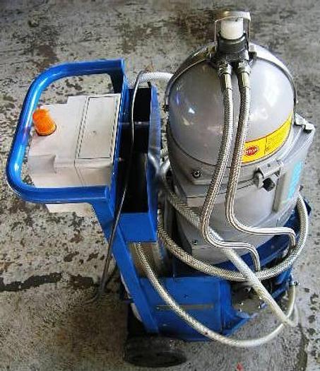 Refurbished Alfa Laval IFB203 separator module for tramp oil removal