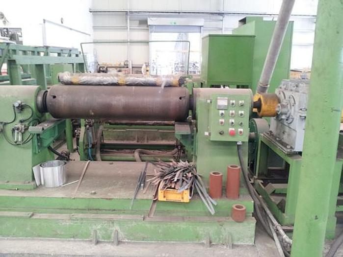 Used 850 mm Kyongil Foil Doubling Machine: FM-090