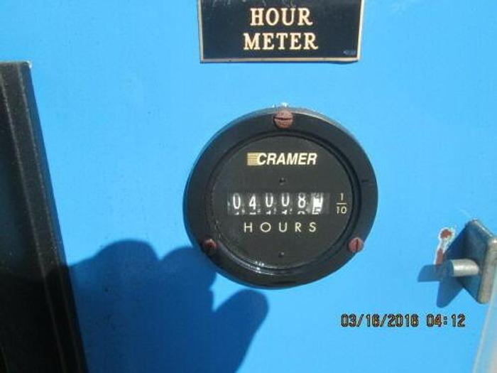 BAKER FURNACE MODEL SX200 THERMAL OXIDIZER / REMEDIATION UNIT 200 CFM