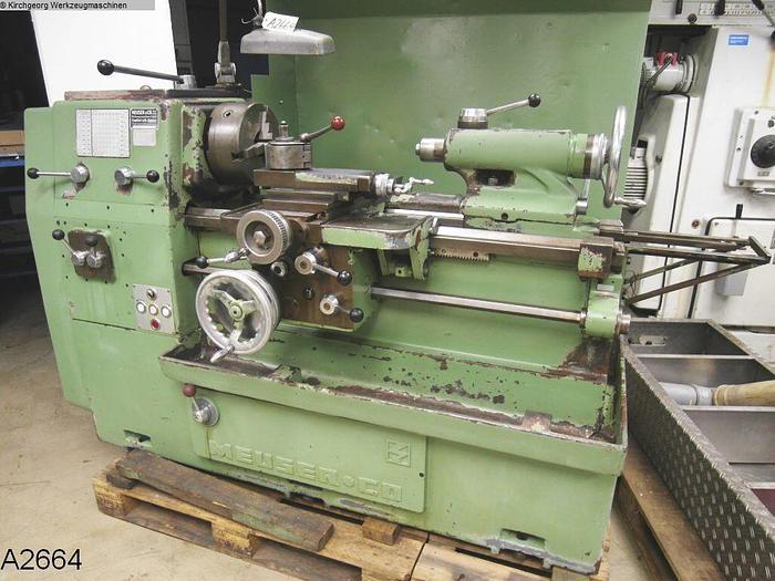 #A2664 - Produktionsdrehmaschine MEUSER M0P-4