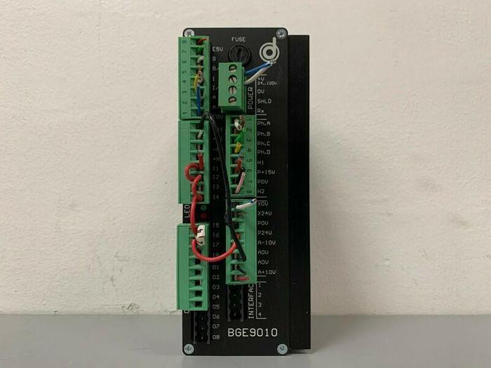 Used Dunkermotoren BGE9010 Servo Drive