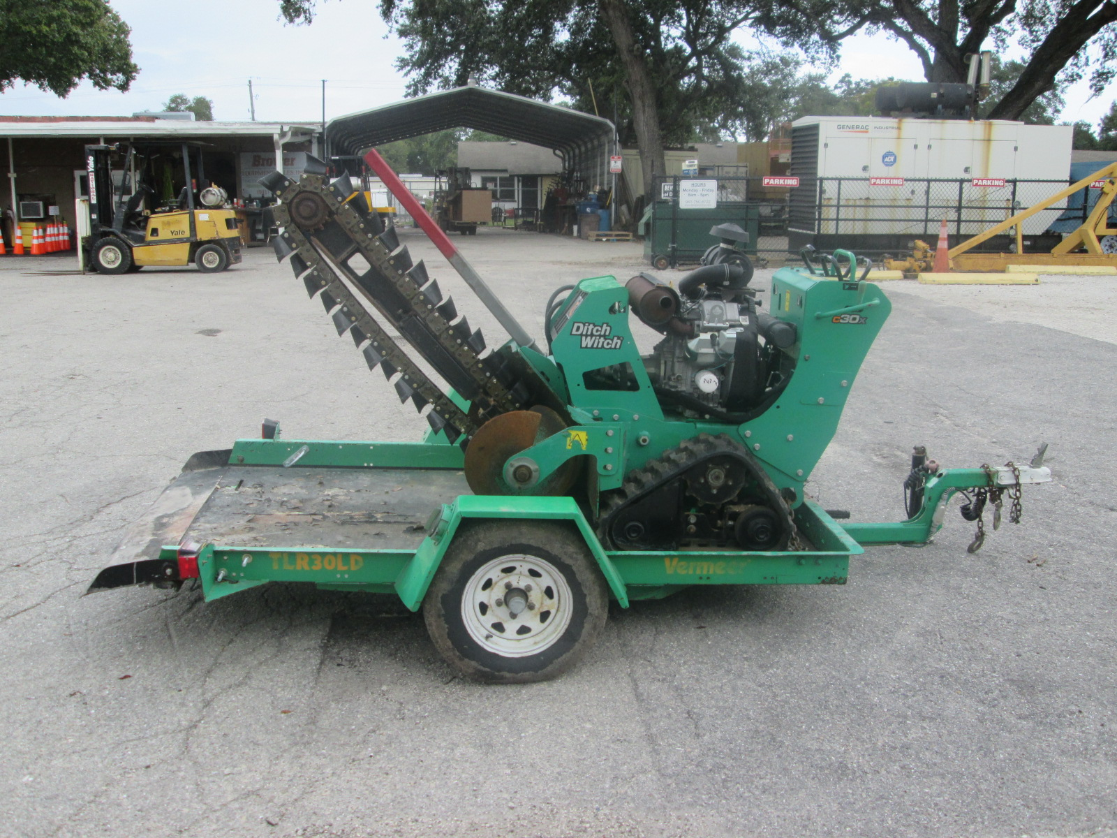 Used 2017 Ditch Witch C30X