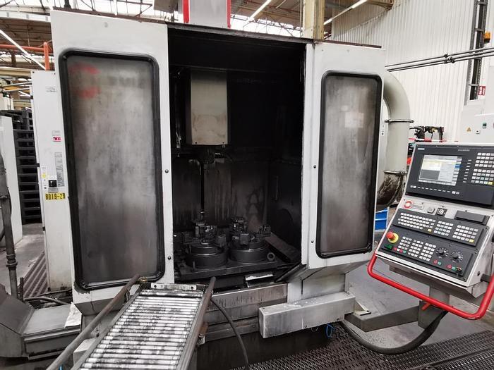 Gebraucht CNC Bearbeitungszentrum HERMLE C 800 V