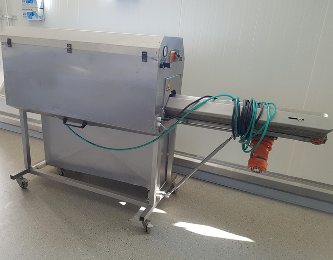 SORMAC KP-50 Vegetable Scrubbers/Peelers - SOLD July 2019