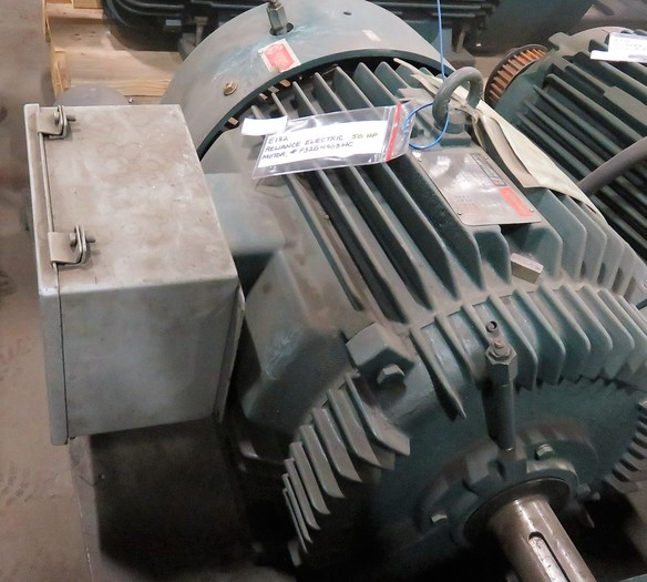 RELIANCE ELECTRIC  50 HP MOTOR