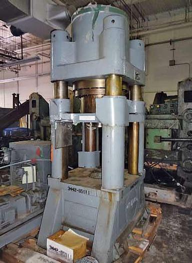Used 400 Ton Verson Hydraulic press