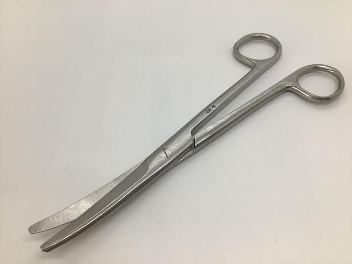 Scissor Surgical Dissecting Mayo Curved 178mm (7in)
