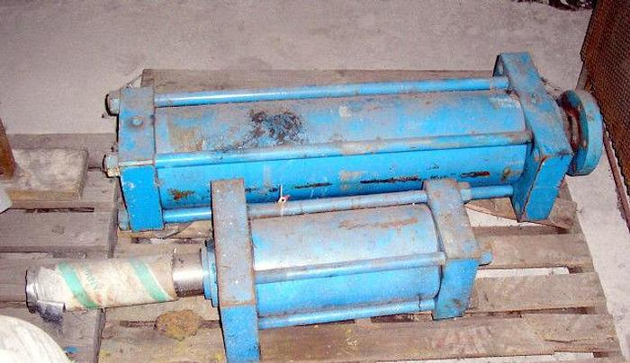 Used Filter Press Hydraulic Cylinders