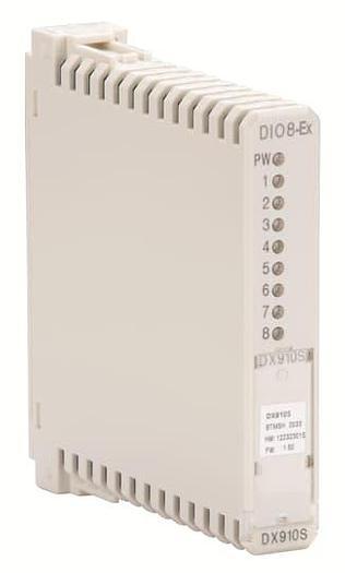 Digital Input or Output DX910S, DIO8-Ex, ABB,  neu