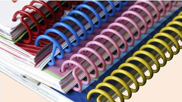 Coil Binding Consumables