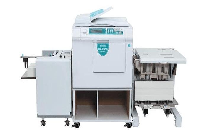Duplo Duprinter DP-U950 Duplicator Machine (600 x 600 DPI)