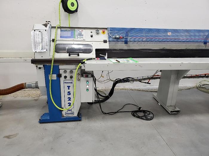 Used Omga T522 SNC 4000 Cut-Off Saw