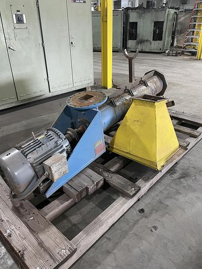 Used PALMER CONTINUOUS SAND MIXER