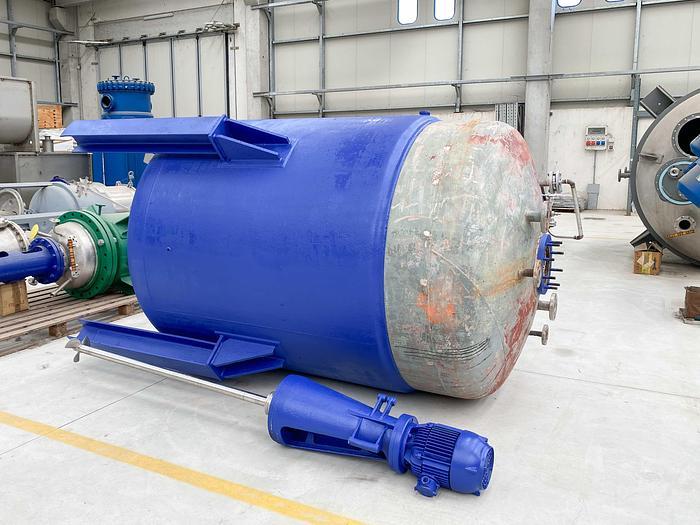 Usata Reattore  da 4600 Litri